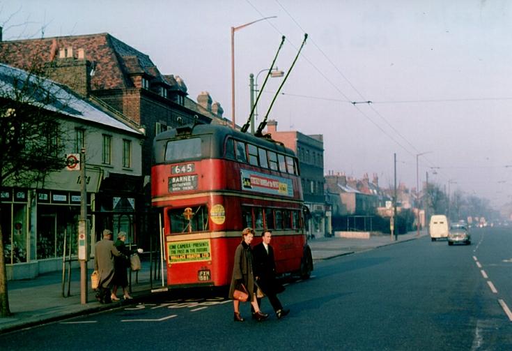 Trolleybuses