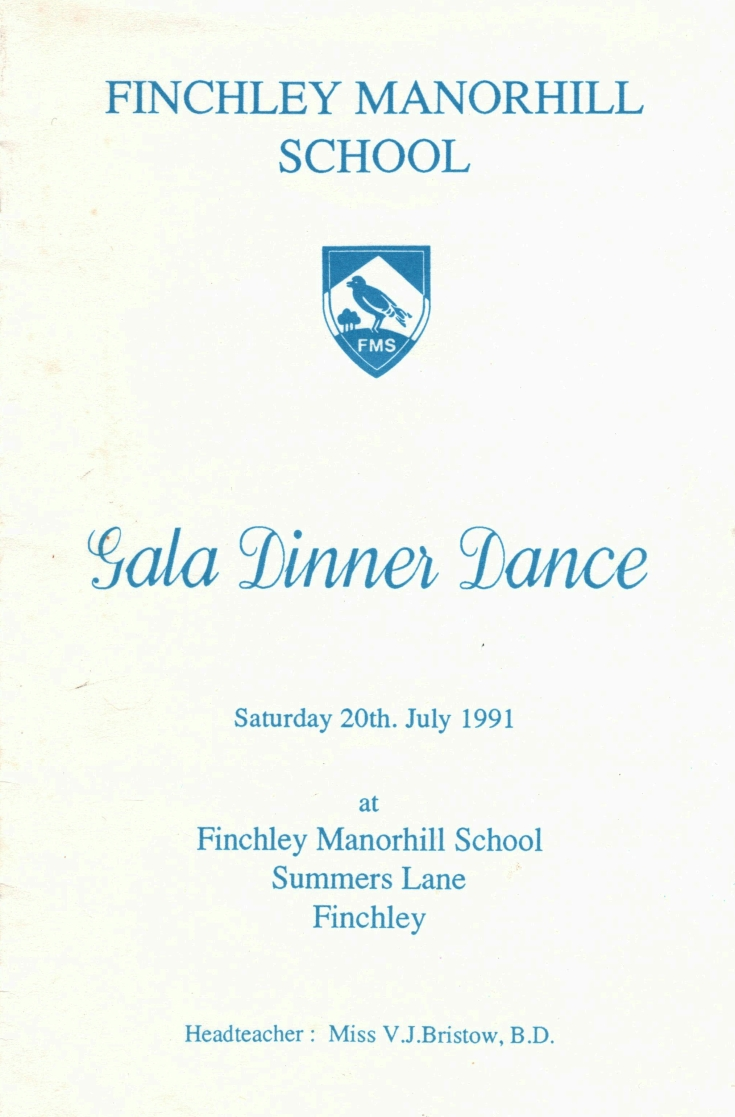 Finchley Manorside School Flyer