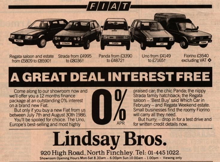 Lindsay Bros