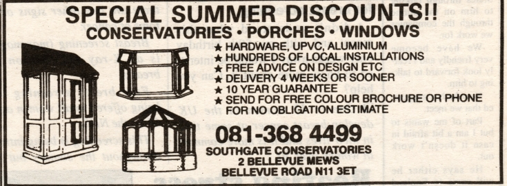 Southgate Conservatories