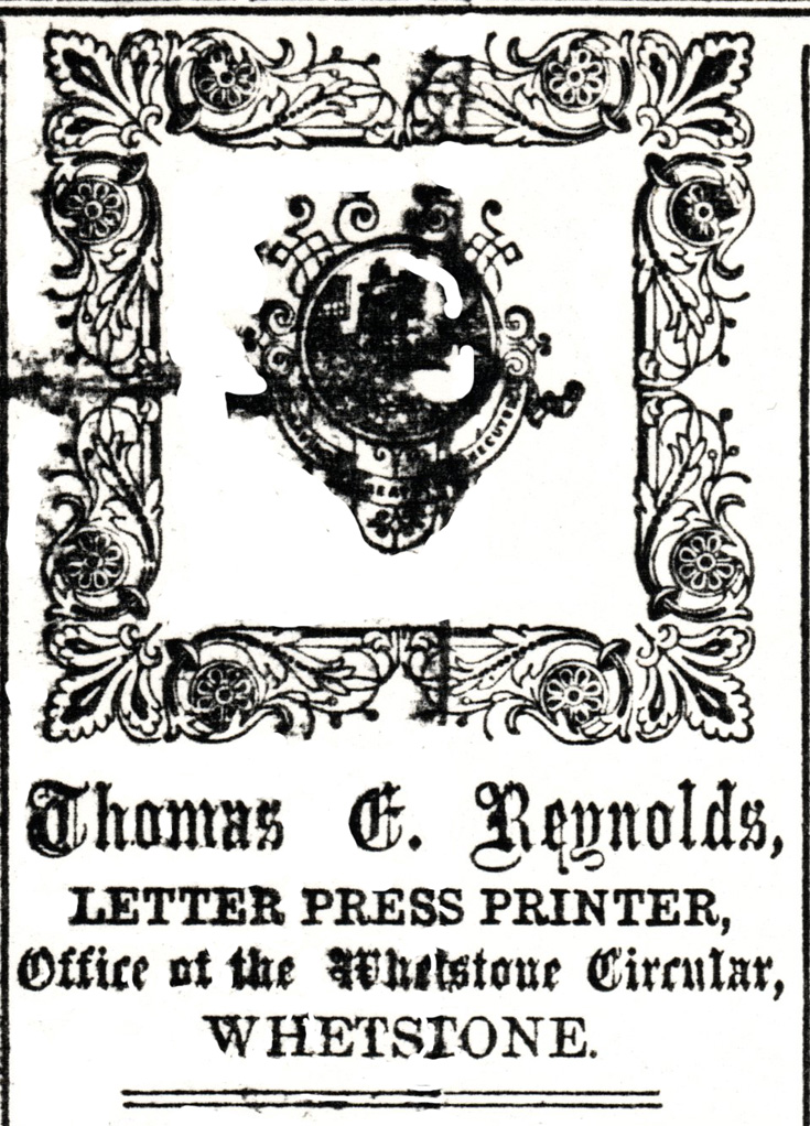 Thomas E Reynolds
