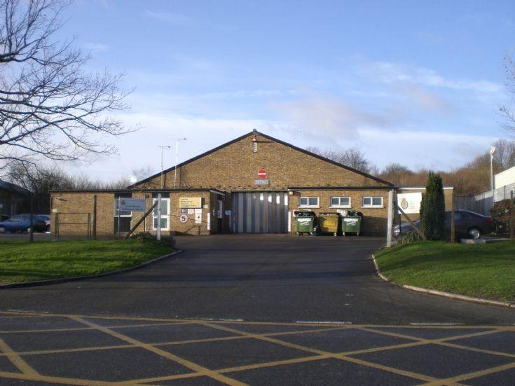 Ambulance Station in Colney Hatch Lane
