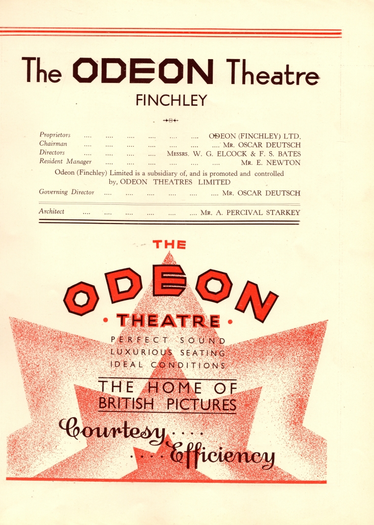 Odeon, North Finchley