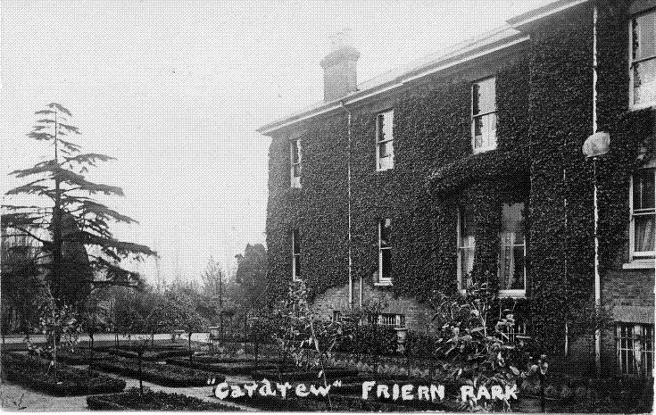 Friern Park, N12