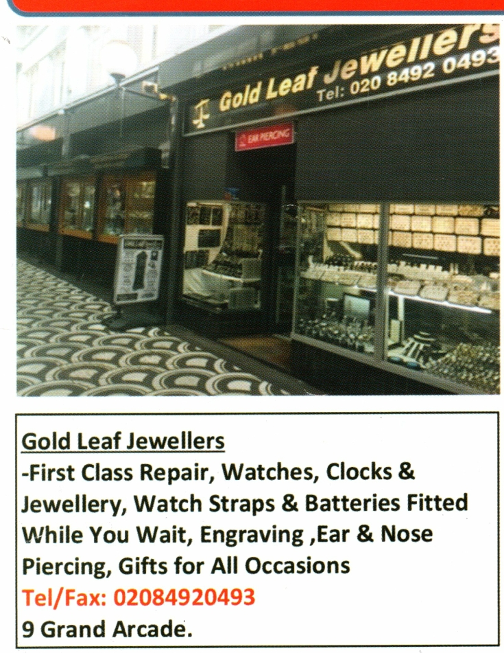 Gold Leaf Jewellers