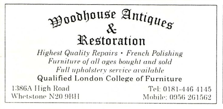 Woodhouse Antiques
