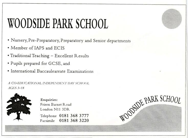 Woodside Park School