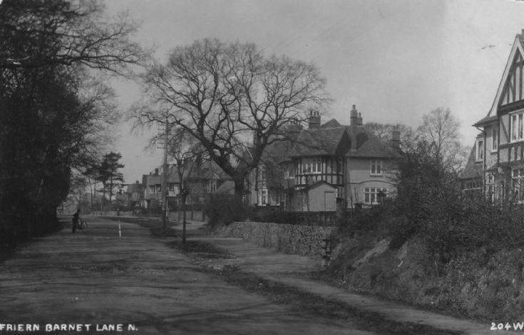 Friern Barnet Lane