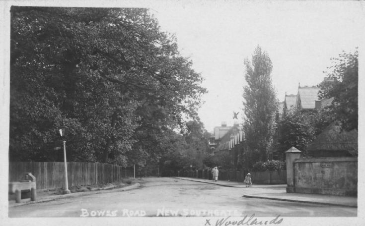 Bowes Road