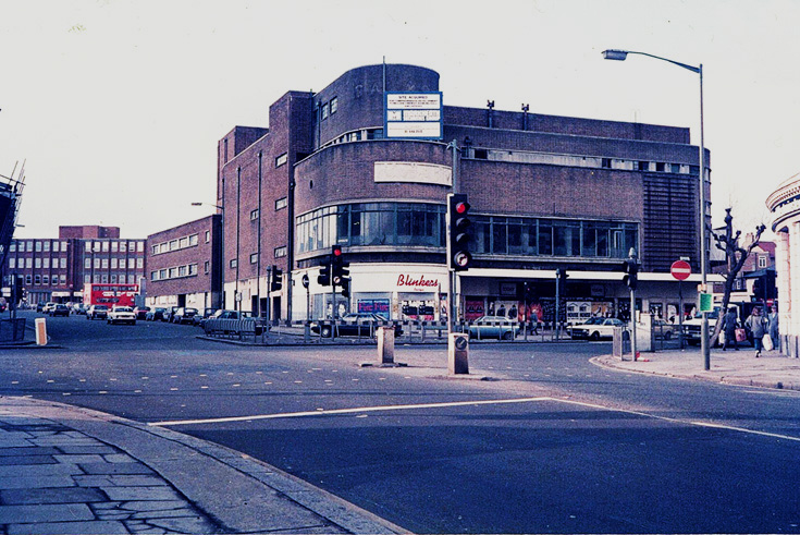 Gaumont, North Finchley