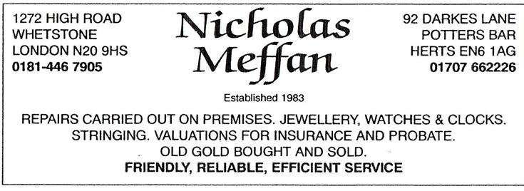 Nicholas Meffan