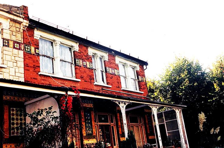 Goldsmith Road, N11