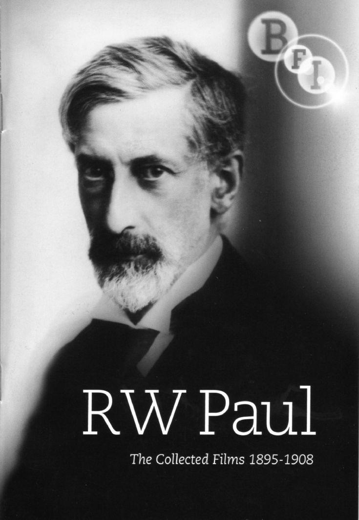 Robert Paul - film pioneer