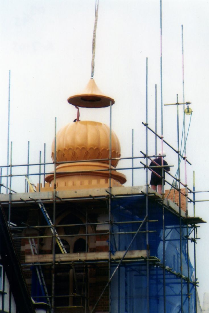 Sikh Temple, High Road, New Southgate