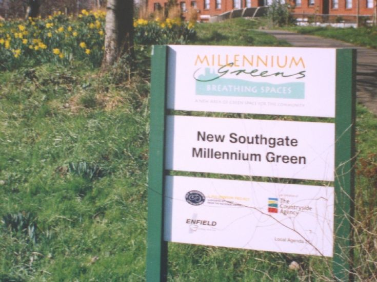 Millennium Green, New Southgate
