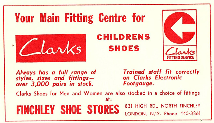 Finchley Shoe Stores