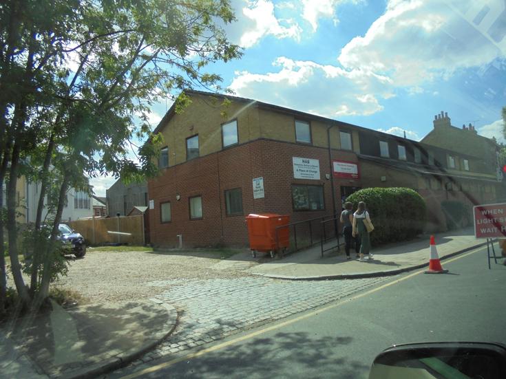 Woodhouse Road, N12