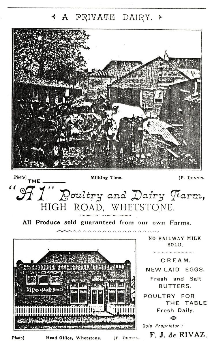 A1 Dairy Farm