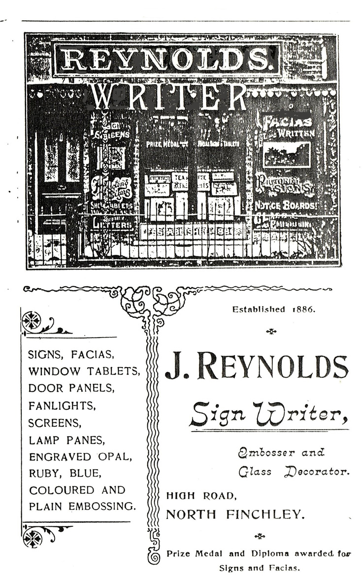 J Reynolds