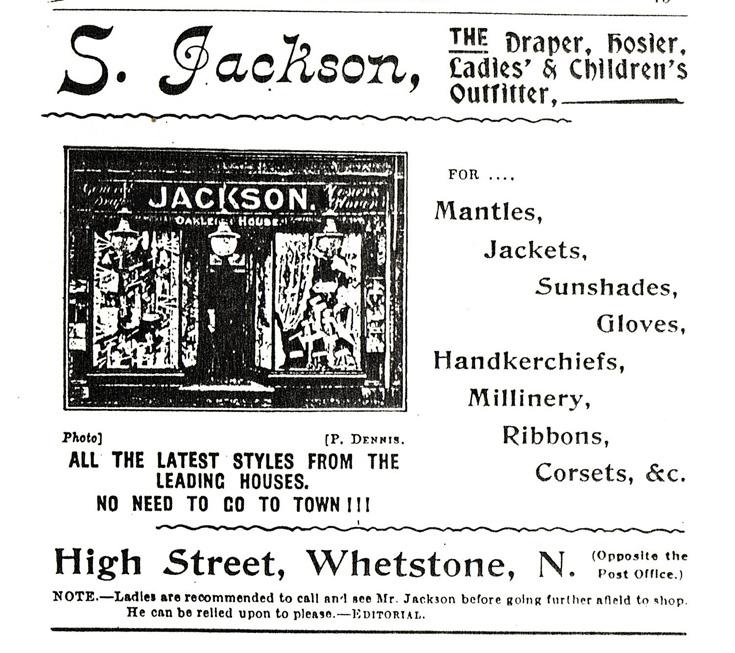 S Jackson