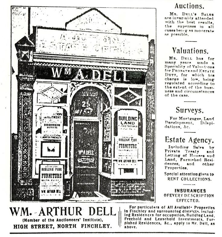 Wm Arthur Dell