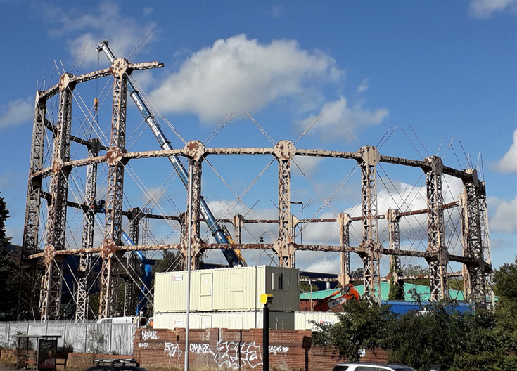 New Southgate Gas Works