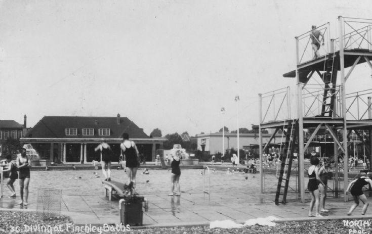 Finchley Pool