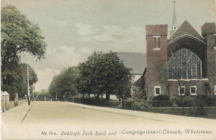 Christ Church, Whetstone