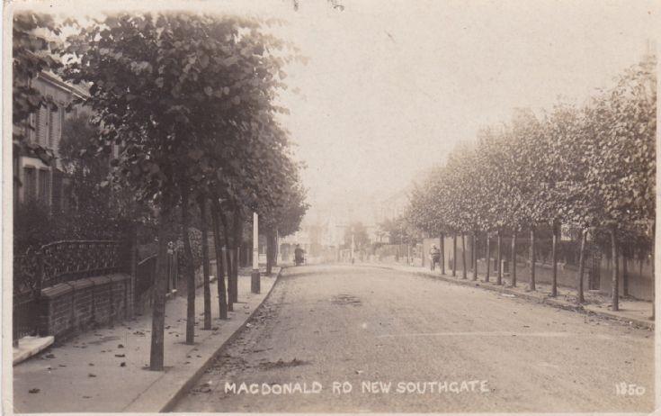 Macdonald Road, N11