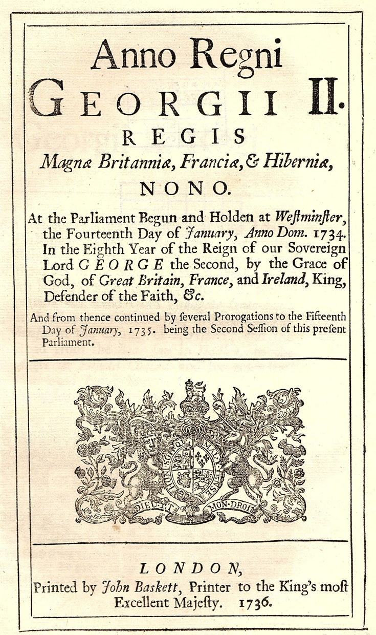 Act of Parliament