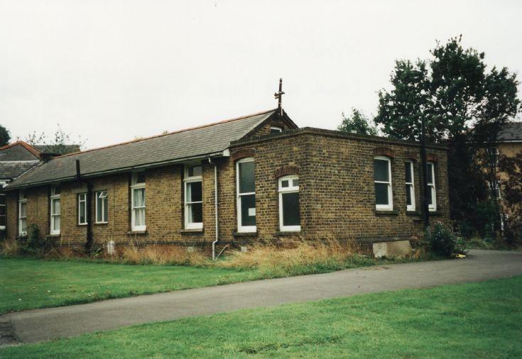 Coppetts Wood Hospital