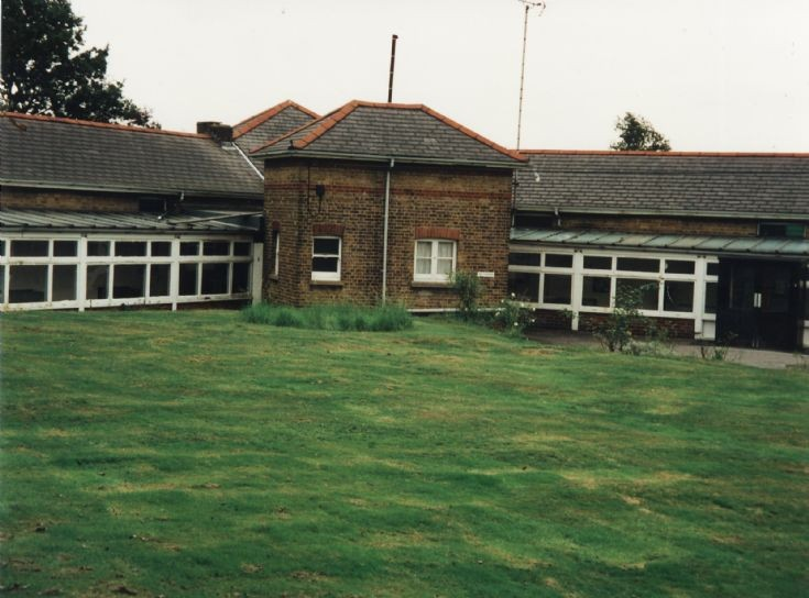 Coppetts Wood Hospital