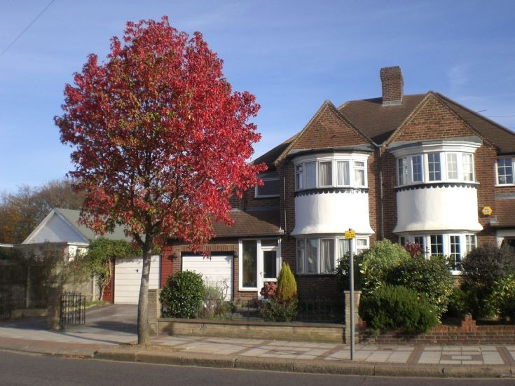 Friern Barnet Lane, N20