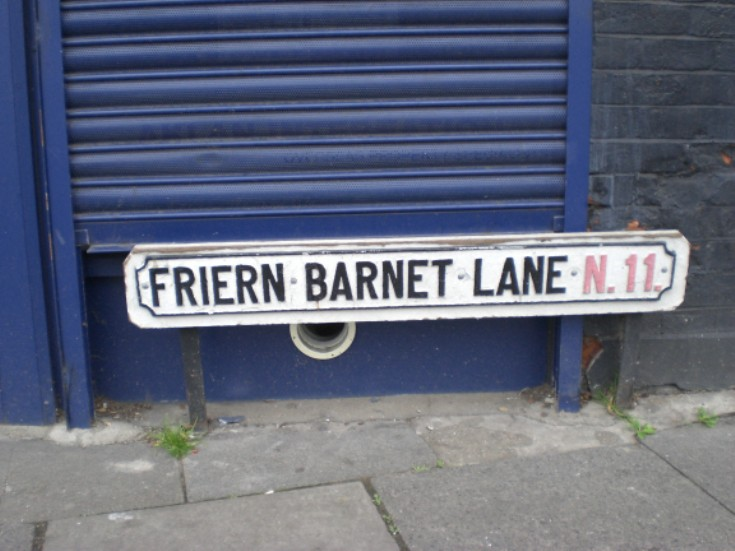 Friern Barnet Lane, N11