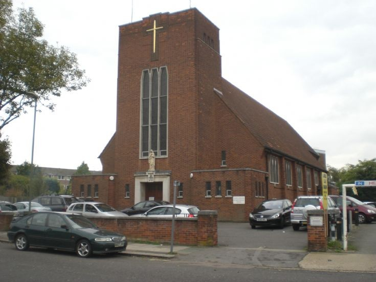 St Mary Magdalen Church, Athenaeum Road