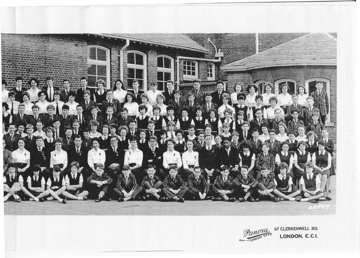 Finchley County Grammar School