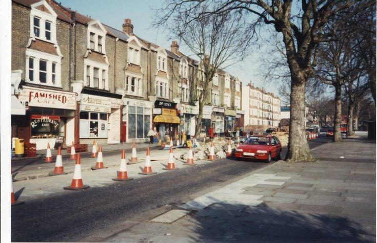 Finchley High Road