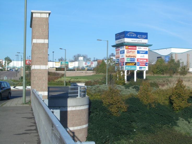 Friern Bridge Retail Park