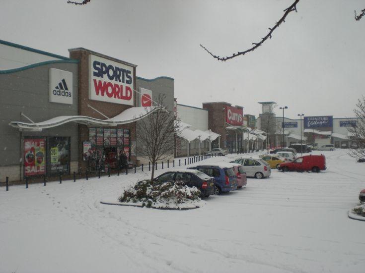 Friern Bridge Retail Park