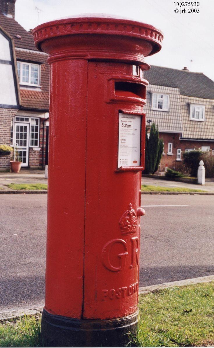 Post box 24