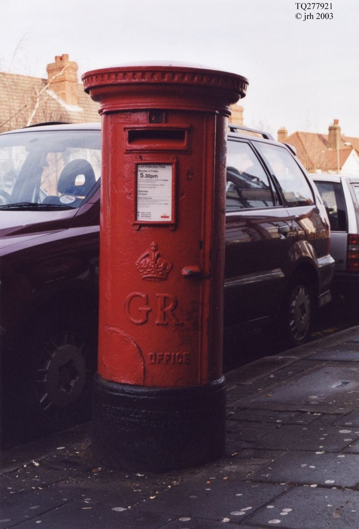 Post box 25
