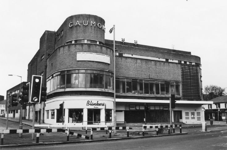 Gaumont Cinema, North Finchley