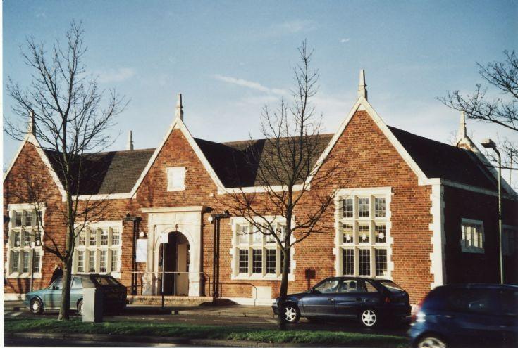 Friern Barnet Library