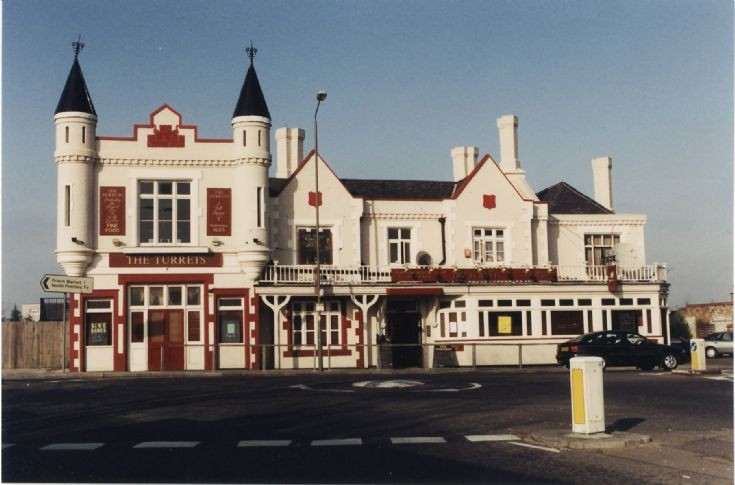 The Turrets, 43 Friern Barnet Road