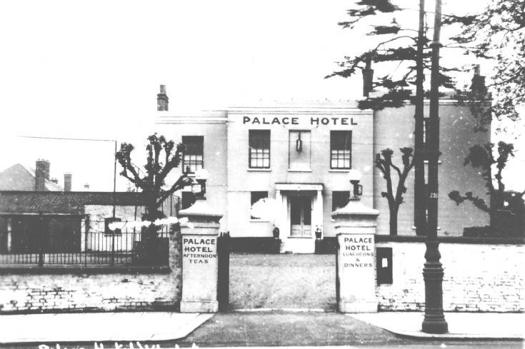 Palace Hotel, Whetstone