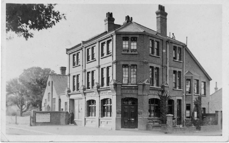 St Johns Buildings, Friern Barnet Road