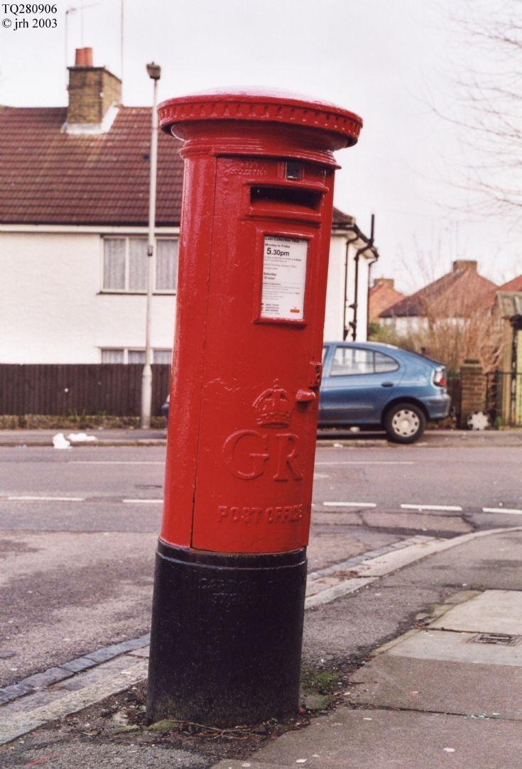 Post box 26
