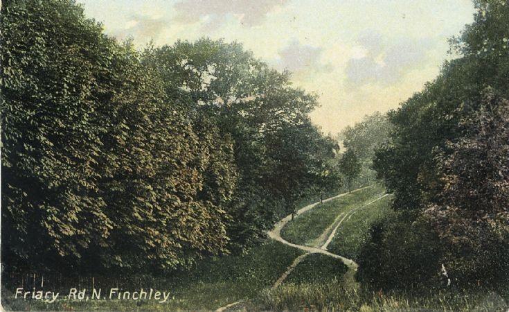 Friary Road