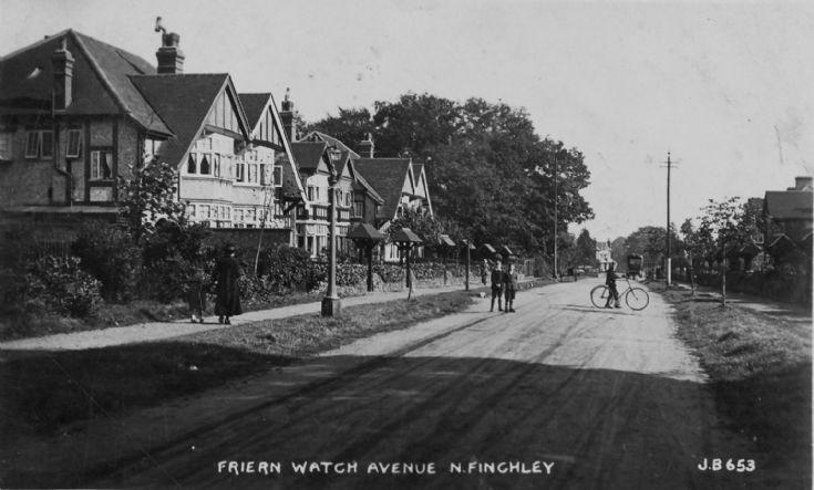 Friern Watch Avenue