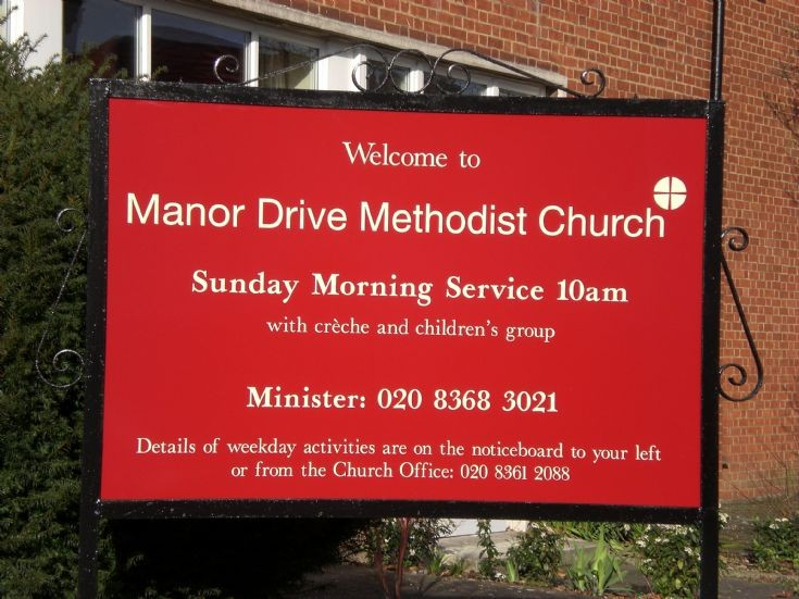Manor Drive Methodist Church